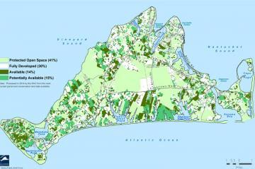 Development map shows