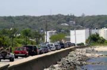 Martha's Vineyard Traffic