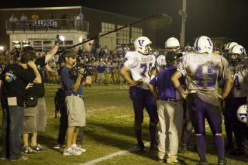 camera crew football