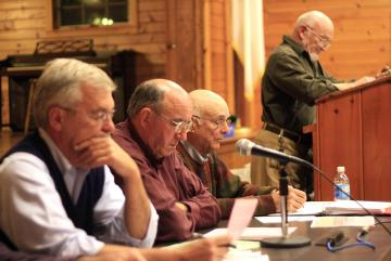 Chilmark Town Meeting