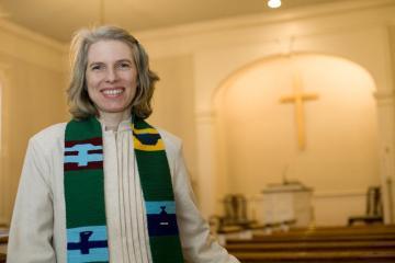Reverend Cathlin Baker
