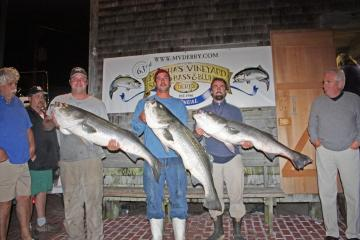 3 stripers