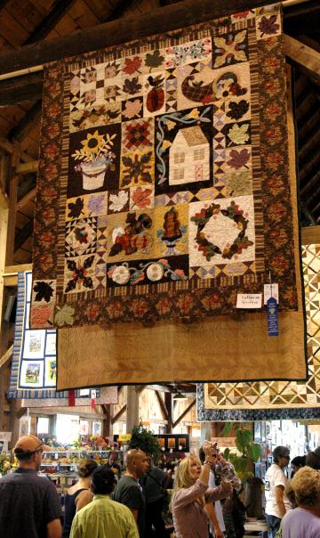 Quilt by Catherine Griffin