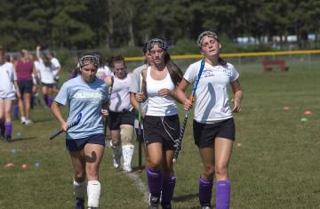 field hockey team