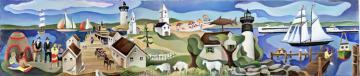 Winning Vineyard Mural