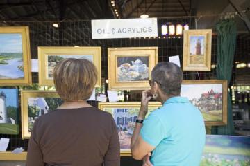 All Island Art Show
