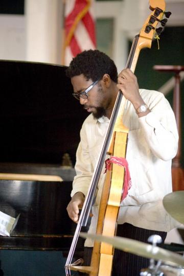 Bassist Junior Terry