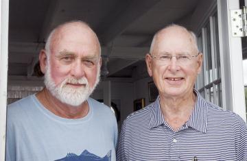 Floyd  and Roy