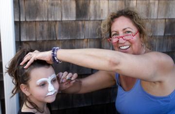 face paints