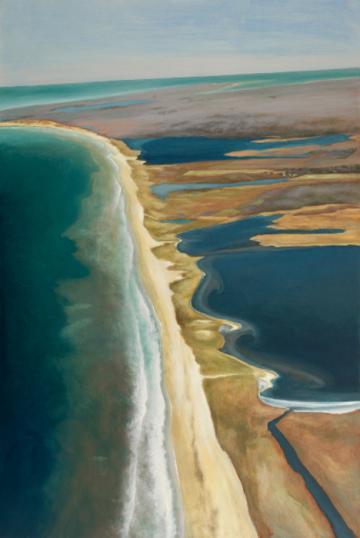 South Shore Marthas Vineyard Painting