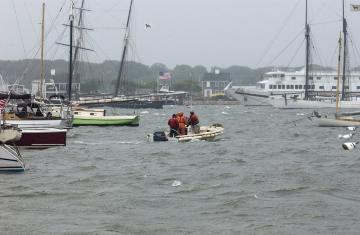 Boats Harbor.