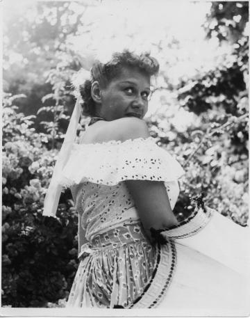 Doris Pope Jackson.