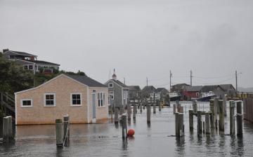flood storm highwater pilings