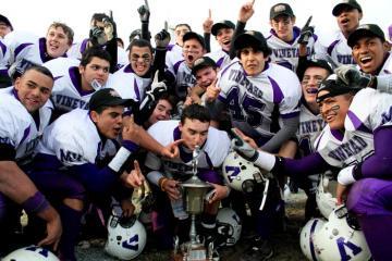 Denver Maciel Island Cup football team