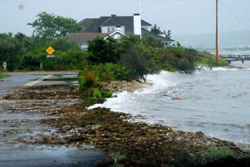 waves storm surge
