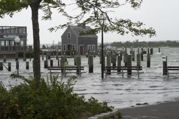 flood pilings storm