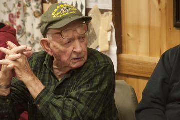 Veteran Nelson Smith