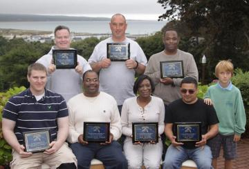 vets and their awards