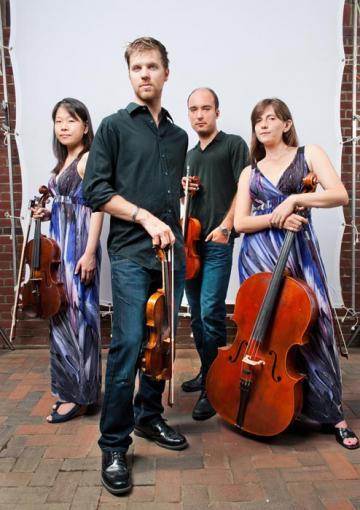 string quartet violin cello
