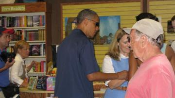 Barack Obama Susan Savory dawn Braasch