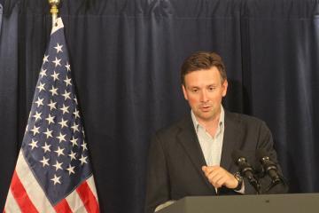 deputy press secretary speaks
