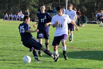 Marc Natichioni boys high school soccer
