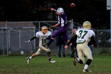 Joe Burgoyne football