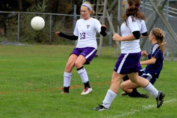 Hanna Persson soccer