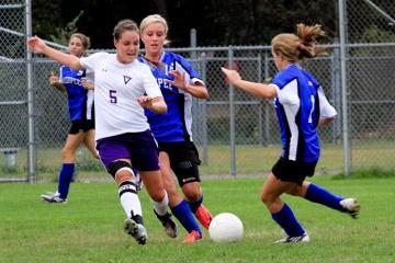 Sarah Williston soccer