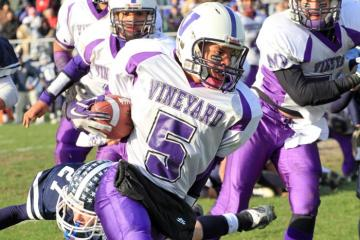 Tyler Araujo Joshua Garcia Mark Alfonso award Brandon Watkins football