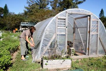 Jason Nichols greenhouse farm