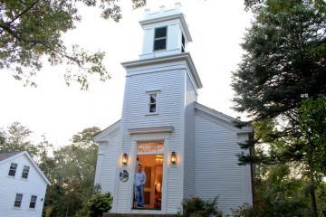 church Joshua Yates