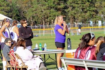 Beth Blankenship–OConner Lisa Knight sports microphone