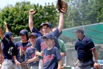 baseball team win