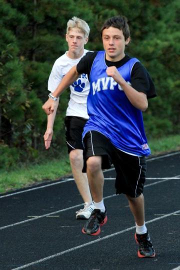 Tucker Cosgrove runners track