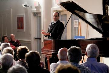 Richard Kogan piano lecture