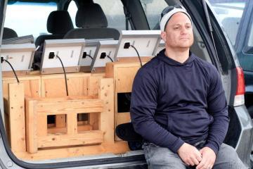 Craig Colorusso Sun Boxes