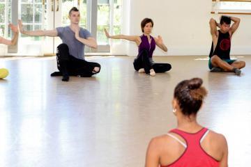 Jacob Michael Warren Masayo Yamaguchi dancers dancers Bennyroyce Royon Christina