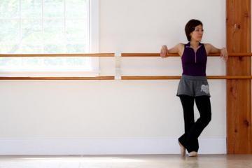 Masayo Yamaguchi barre dancer