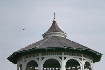 Oak Bluffs bandstand