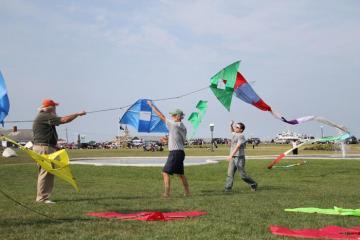 Denis Burt Mark Halperin Vlad Menshch kites