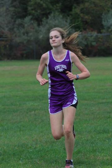Hannah Moore cross country