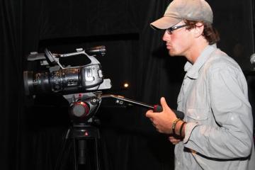 Zach Graves movie camera