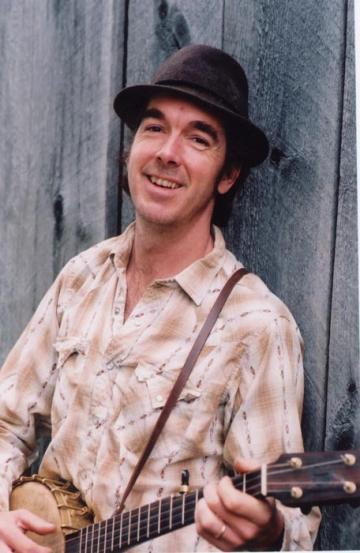 Richie Stearns banjo