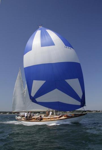 sailboat spinnaker