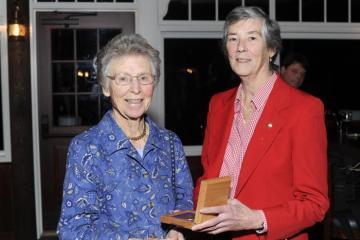 Edo Potter Polly Brown award