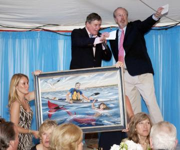 ray ellis painting auction