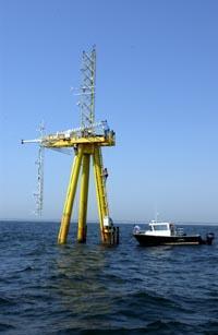 weather tower boat ocean