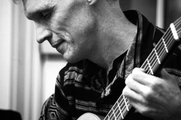 Dan Waters guitar