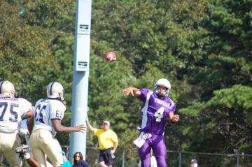 Ryan fisher Don Herman coach Delmont Araujo quarterback football
